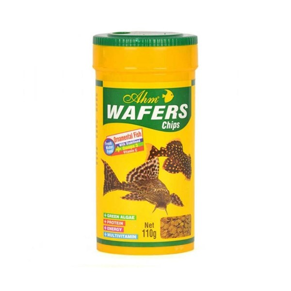 AHM WAFERS CHIPS 250 ML